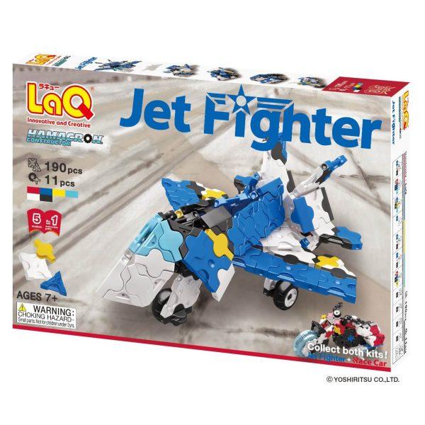 LaQ stavebnica - HC Jet Fighter - Stíhač