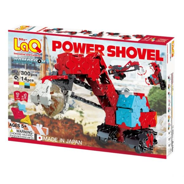 LaQ HC Power Shovel