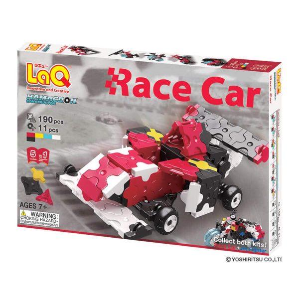 LaQ stavebnica - HC Race Car - Pretekárske auto