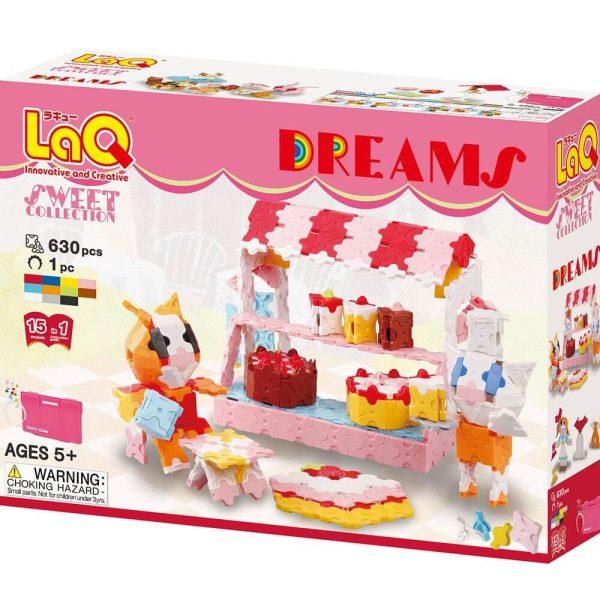 LaQ stavebnica - SC Dreams - Sny