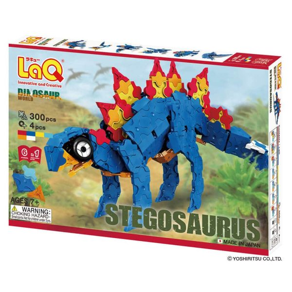 LaQ DW Stegosaurus